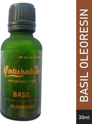 Naturalich Natural Basil Oleoresin