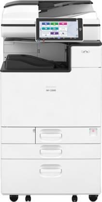 Ricoh IM C2000 Colour A3 MFP with ARDF Multi-function WiFi Color Printer(White)