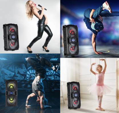 Zoook Rocker Thunder Plus 40 W Bluetooth Party Speaker