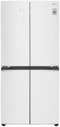 LG 595 L Direct Cool Side by Side Refrigerator