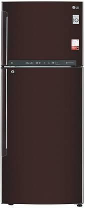 LG 471 L Direct Cool Double Door 2 Star Convertible Refrigerator