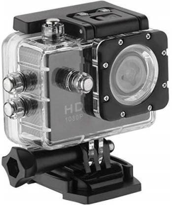 blushinsta ACM 12MP Sports Point Full HD Portable Camera Sports and Action Camera