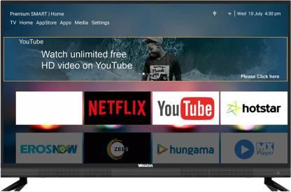 Weston Premium Series 124cm (49 inch) Full HD LED Smart TV(WEL 5101)