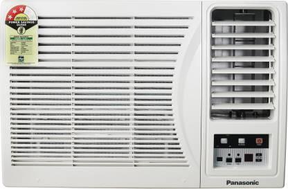 Panasonic 1 Ton 3 Star Window AC  - White