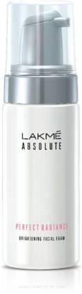 Lakmé Absolute Perfect Radiance Facial Foam Face Wash