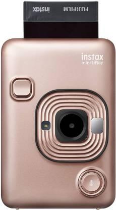 FUJIFILM HYBRID INSTANT CAMERA INSTAX MINI LIPLAY PLUS Instant Camera