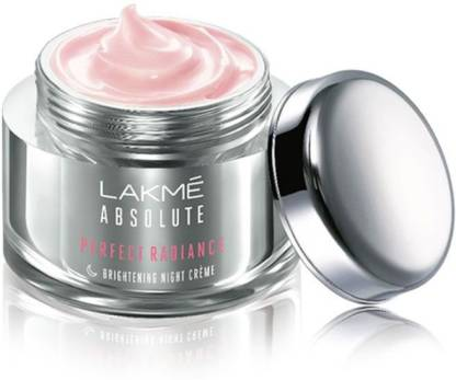 Lakmé Absolute Perfect Radiance Skin Brightening Night Creme