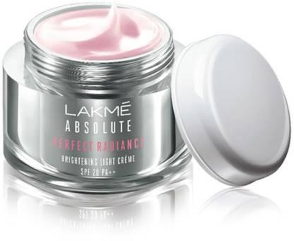 Lakmé Absolute Perfect Radiance Skin Brightening Light Creme