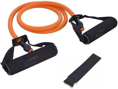 FEGSY Fitness Resistance Band with Door Anchor Gym Resistance Toning Tube  Resistance Tube - Buy FEGSY Fitness Resistance Band with Door Anchor Gym  Resistance Toning Tube Resistance Tube Online at Best Prices