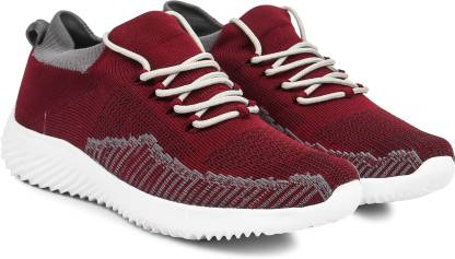 Training & Gym Shoes For Men(Maroon)