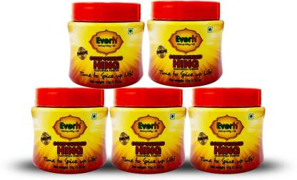 Everin Compounded Asafoetida Hing Powder Pack of 5 10gm each