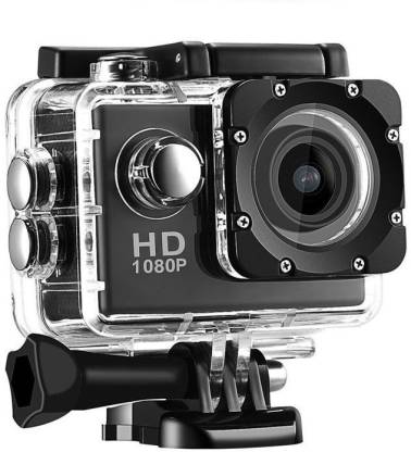 UNISHOPE HUB 1080 sport cam 1080p 12MP Sport Action Waterproof Camera Sports and Action Camera