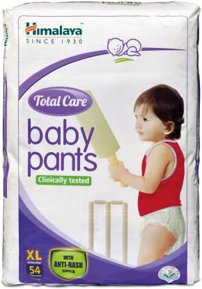 HIMALAYA Total Care Baby Pants – XL(54 Pieces)