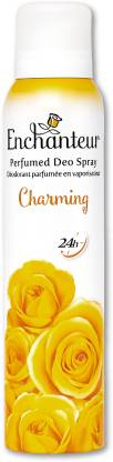 Enchanteur Charming Body Mist  -  For Women