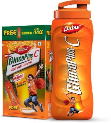 GlucoPlus-C Energy Drink