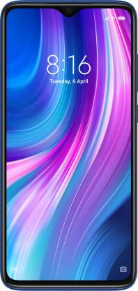 Redmi Note 8 Pro (Electric Blue, 128 GB) (6 GB RAM)