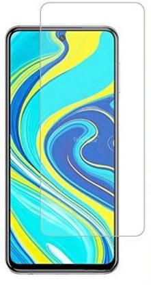 Fovtyline Tempered Glass Guard for Xiaomi Redmi Note 9 Pro, Xiaomi Redmi Note 9 Pro Max