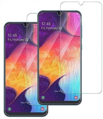 Fovtyline Tempered Glass Guard for Samsung Galaxy M21