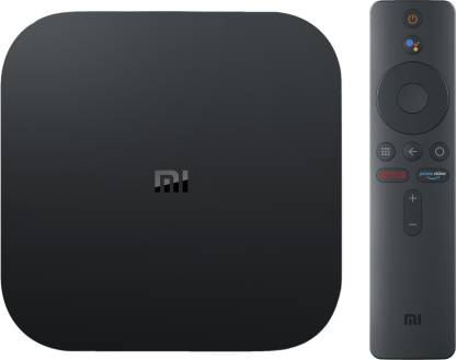Mi Box 4k Media Streaming Device for ₹3,499