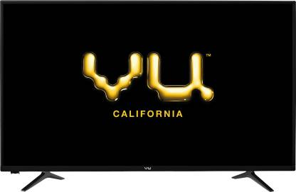 Vu 108 cm (43 inch) Full HD LED Smart TV