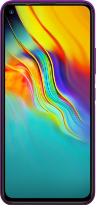 Infinix Hot 9 (Violet, 64 GB)  (4 GB RAM)