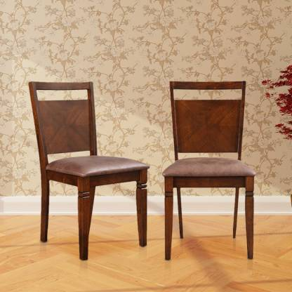 Hometown Maverick Solid Wood Dining Chair