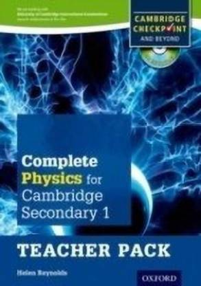 Complete Physics for Cambridge Lower Secondary Teacher Pack (First Edition)