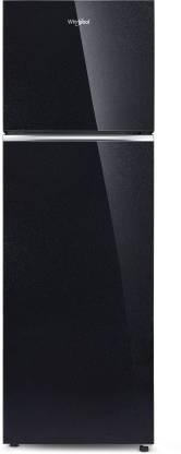 Whirlpool 292 L Frost Free Double Door 2 Star Refrigerator  with Glass Door