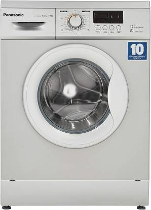Panasonic 6 kg Fully Automatic Front Load with In-built Heater Grey