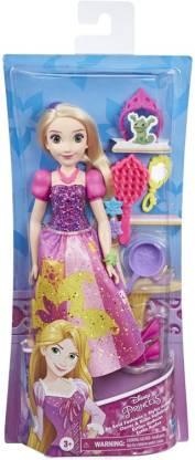 DISNEY PRINCESS Be Bright, Be Bold Rapunzel Fashion Doll