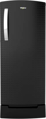 Whirlpool 200 L Direct Cool Single Door 4 Star Refrigerator with Base Drawer