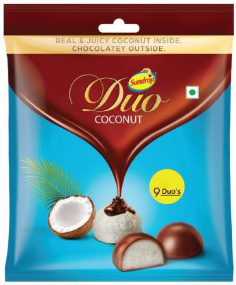 Sundrop Duo Coconut Bars