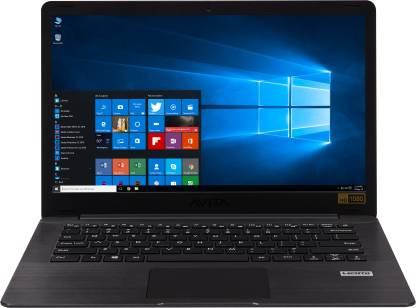 Avita Pura Ryzen 5 Quad Core 3500U - (8 GB/512 GB SSD/Windows 10 Home in S Mode) NS14A6INV561-MEGYB Thin and Light Laptop