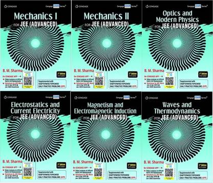 Cengage (6 SETS)PHYSICS for JEE Mains& ADVANCED Pdf Download