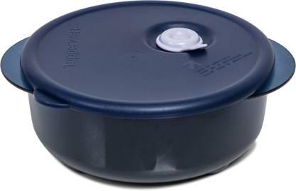 TUPPERWARE Freezing microwaveable Multipurpose Container Heat n Serve 3pc  - 600 ml Polypropylene Fridge Container