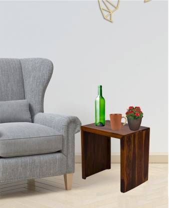 TimberTaste Sheesham Wood Solid Wood Side Table