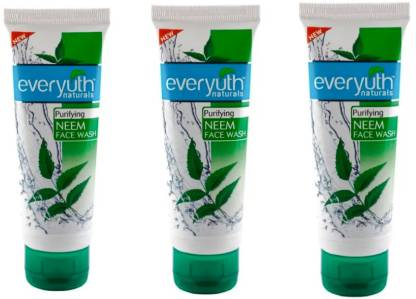 Everyuth Naturals Purifying Neem  50 ml #3 Face Wash