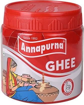 Annapurna DESI GHEE 250 ml Mason Jar