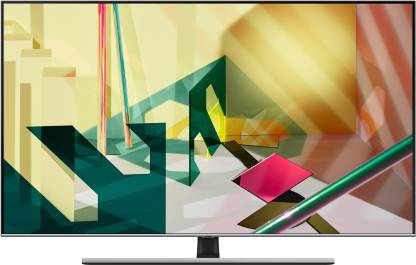 SAMSUNG 138 cm (55 inch) QLED Ultra HD (4K) Smart TV