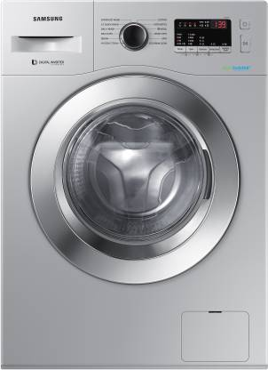 SAMSUNG 6 kg Fully Automatic Front Load Grey