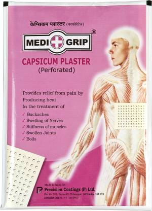 Medigrip Pain Relief Plaster Adhesive Band Aid