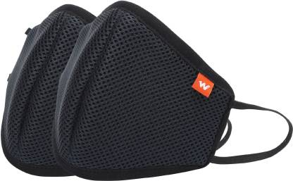 Wildcraft HypaShield Supermask reusable outdoor protection mask 12540