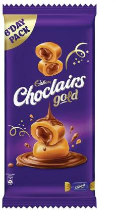 Cadbury Choclairs Gold (110 Candies) Candy