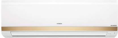 Hitachi 2 Ton 5 Star Split Inverter AC  - White, Gold
