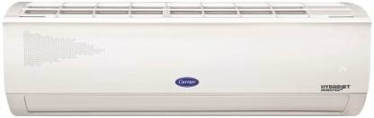 CARRIER 4 in 1 Convertible Cooling 1.5 Ton 5 Star Split Inverter AC with PM 2.5 Filter  - White