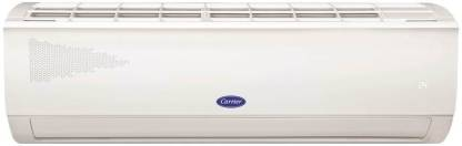 CARRIER 1 Ton 3 Star Split AC with PM 2.5 Filter  - White