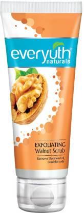 Everyuth Naturals Advanced Hydrating & Exfoliating Walnut Apricot Scrub