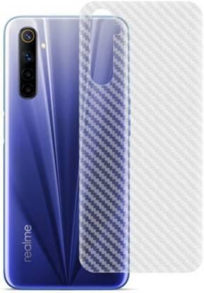 EASYBIZZ Back Screen Guard for Realme Narzo 20 Pro, Realme 7i, Realme 6i, Realme 7, Realme 6