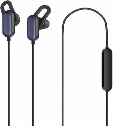 Mi Sports Bluetooth Earphones Basic (Black) Wired Headset