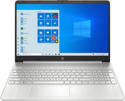 HP 15s Core i3 10th Gen - (4 GB/512 GB SSD/Windows 10 Home) 15s-fr1004tu Thin and Light Laptop